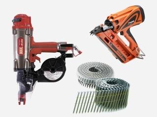 Sortiment Drucklufttechnik Befestigungstechnik Nagler