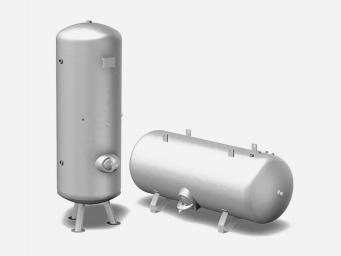Sortiment Drucklufttechnik Druckluftbehälter Händler