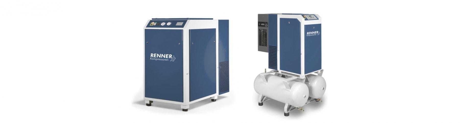 Boos Drucklufttechnik - Sortiment Gebrauchtmaschinen